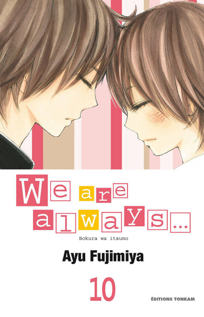 Couverture we are always... tome 10