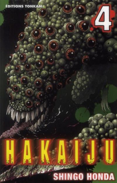 image de hakaiju tome 4