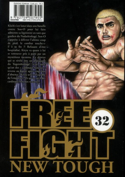 Dos free fight tome 32