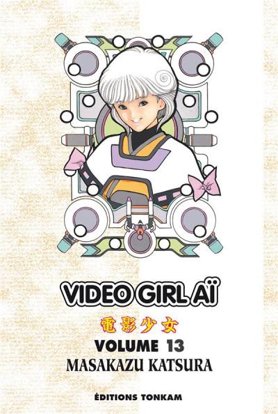 image de video girl aï tome 13 - édition 2012