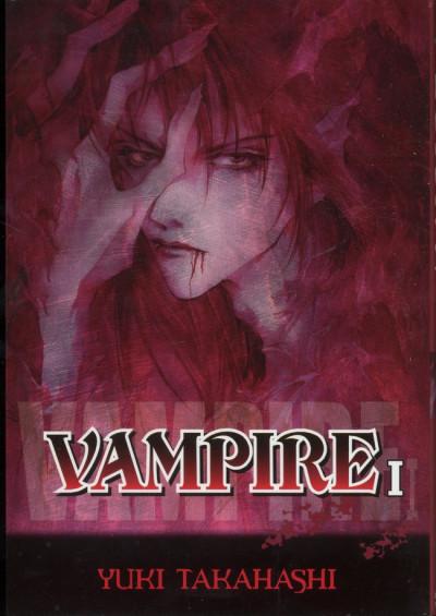 Couverture vampire tome 1