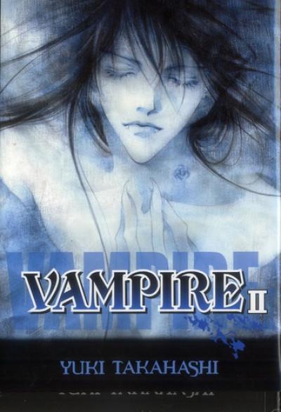 Couverture vampire tome 2