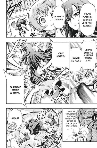Page 9 médaka-box tome 3
