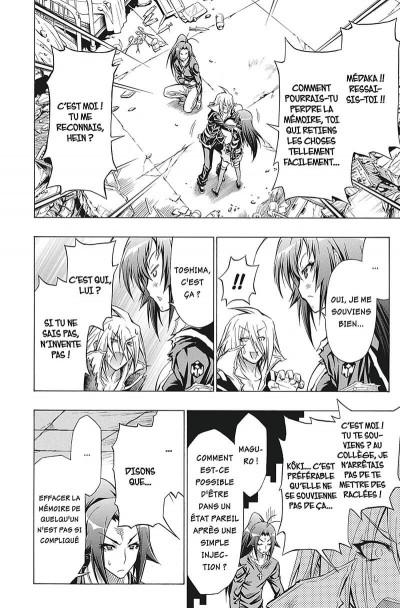 Page 9 Médaka-box tome 6