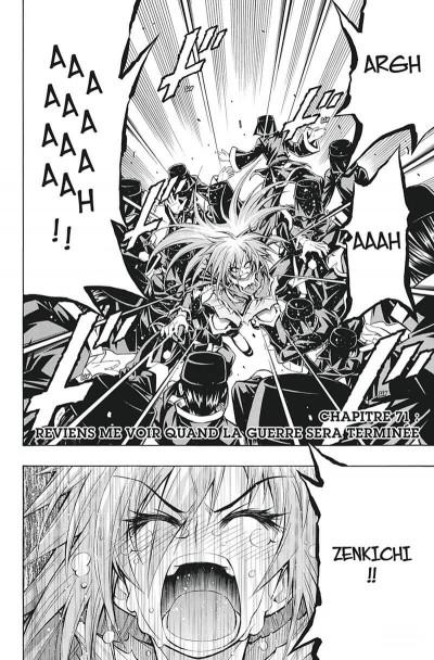 Page 9 Médaka-box tome 9