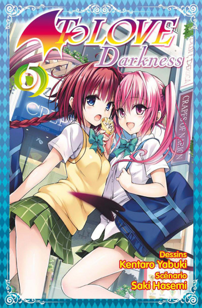 Couverture to love darkness tome 5
