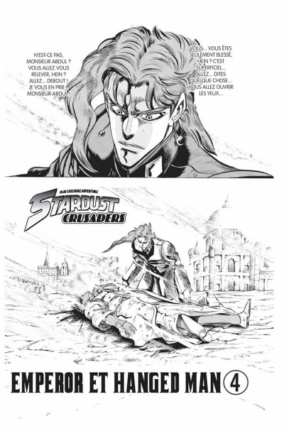 Page 6 jojo's bizarre adventure - stardust crusaders tome 4