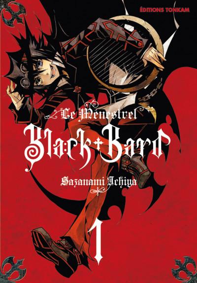Couverture black bard tome 1