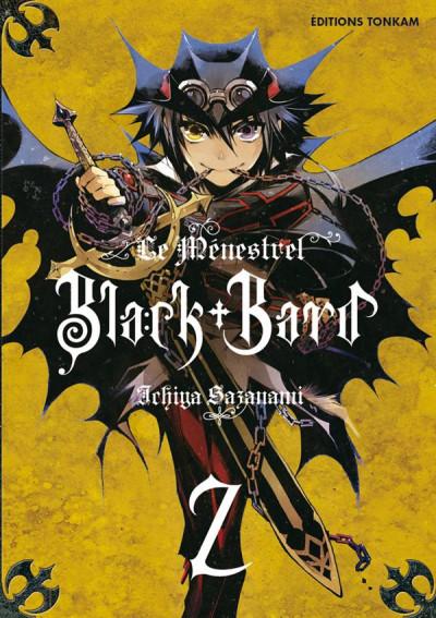 Couverture black bard tome 2