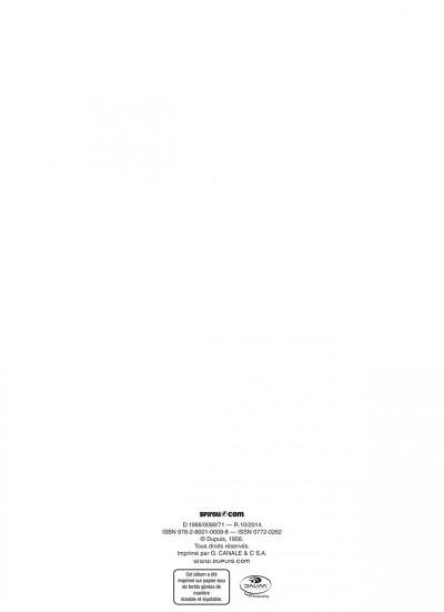 Page 2 spirou et fantasio tome 7 - le dictateur et le champignon