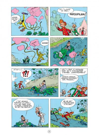 Page 6 spirou et fantasio tome 7 - le dictateur et le champignon