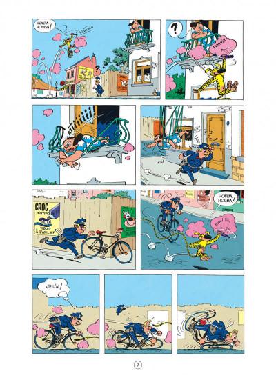 Page 7 spirou et fantasio tome 7 - le dictateur et le champignon