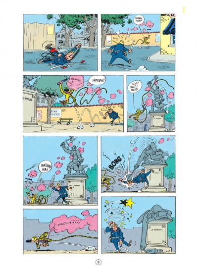 Page 8 spirou et fantasio tome 7 - le dictateur et le champignon