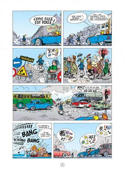 Page 5 spirou et fantasio tome 12 - le nid des marsupilamis