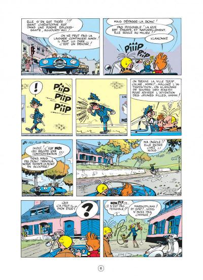 Page 6 spirou et fantasio tome 12 - le nid des marsupilamis