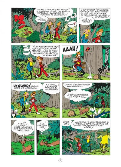 Page 7 spirou et fantasio tome 14 - le prisonnier du bouddha