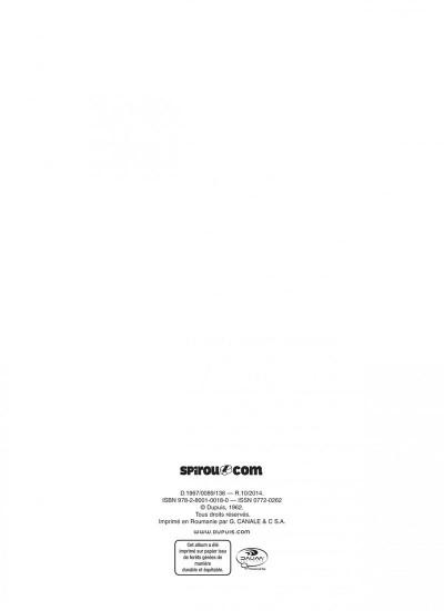 Page 2 spirou et fantasio tome 16 - l'ombre du z