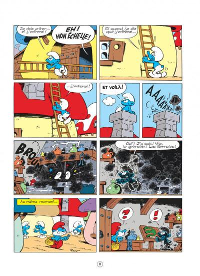 Page 8 les schtroumpfs tome 7 - l'apprenti schtroumpf