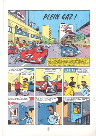Page 2 Tif et Tondu tome 7