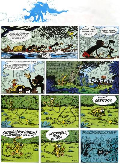 Page 4 spirou et fantasio tome 24 - tembo tabou