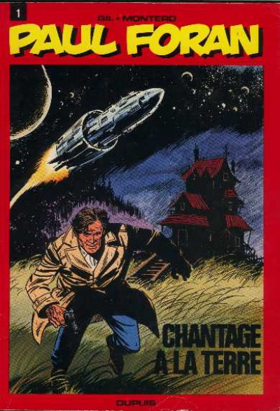 Couverture Paul Foran tome 1