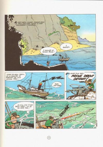 Page 2 Les petits hommes tome 6 - le vaisseau fantome