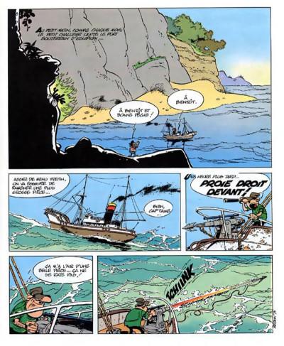 Page 3 Les petits hommes tome 6 - le vaisseau fantome
