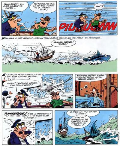 Page 4 Les petits hommes tome 6 - le vaisseau fantome