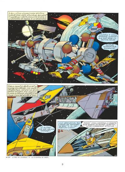 Page 3 yoko tsuno tome 8 - les titans