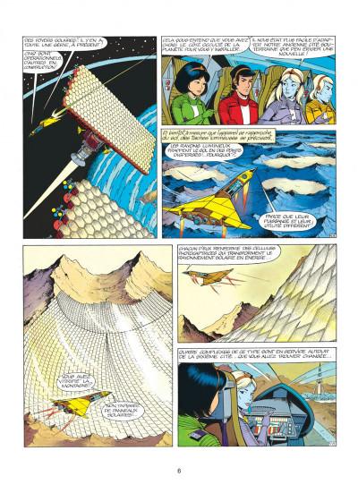 Page 6 yoko tsuno tome 8 - les titans