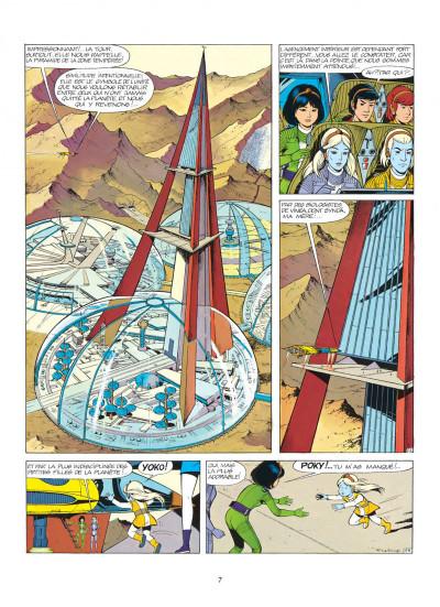 Page 7 yoko tsuno tome 8 - les titans