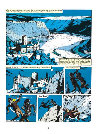 Page 3 yoko tsuno tome 2 - l'orgue du diable