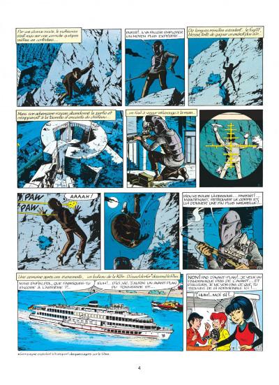 Page 4 yoko tsuno tome 2 - l'orgue du diable