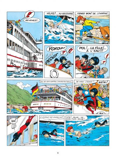 Page 6 yoko tsuno tome 2 - l'orgue du diable