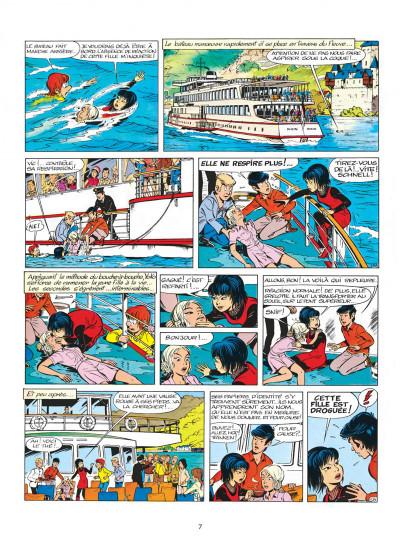 Page 7 yoko tsuno tome 2 - l'orgue du diable