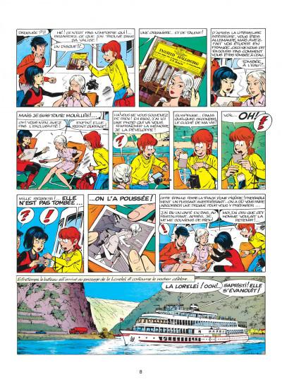 Page 8 yoko tsuno tome 2 - l'orgue du diable