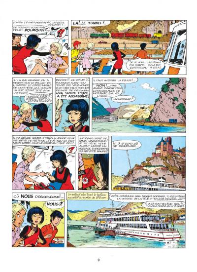 Page 9 yoko tsuno tome 2 - l'orgue du diable