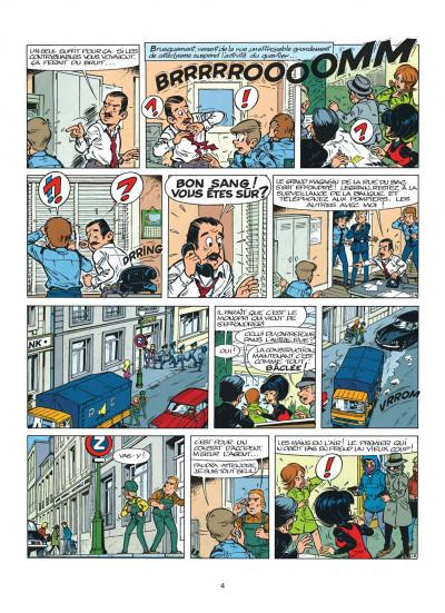 Page 4 yoko tsuno tome 4 - aventures electroniques