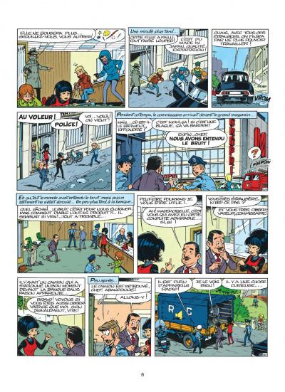 Page 6 yoko tsuno tome 4 - aventures electroniques