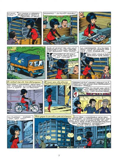 Page 7 yoko tsuno tome 4 - aventures electroniques