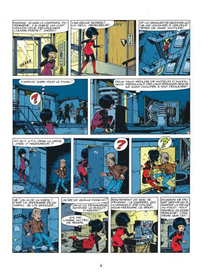 Page 8 yoko tsuno tome 4 - aventures electroniques