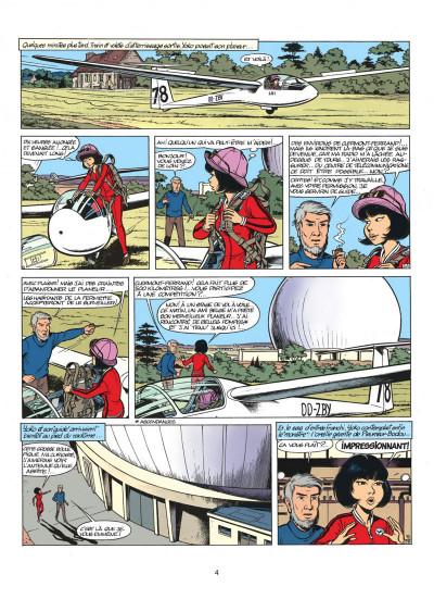 Page 4 yoko tsuno tome 5 - message pour l'éternité