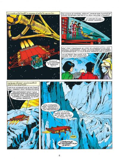 Page 6 yoko tsuno tome 10 - la lumière d'ixo