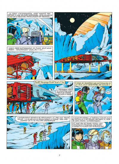 Page 7 yoko tsuno tome 10 - la lumière d'ixo