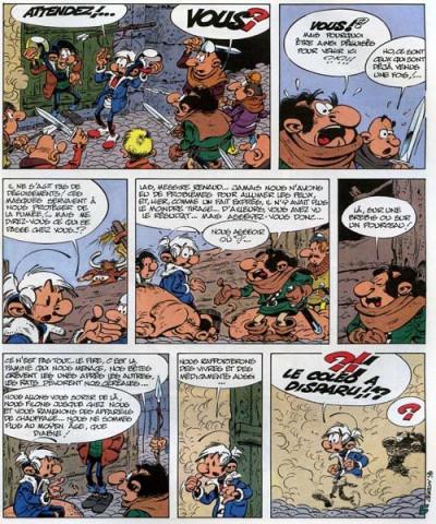 Page 3 Les petits hommes tome 11 - dans griffes du seigneur