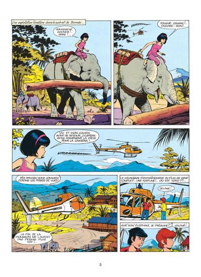 Page 3 yoko tsuno tome 11 - la spirale du temps