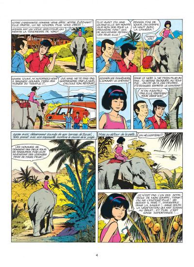 Page 4 yoko tsuno tome 11 - la spirale du temps