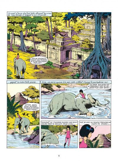 Page 5 yoko tsuno tome 11 - la spirale du temps