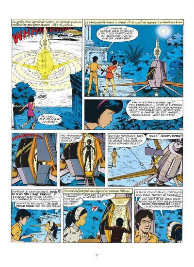 Page 7 yoko tsuno tome 11 - la spirale du temps