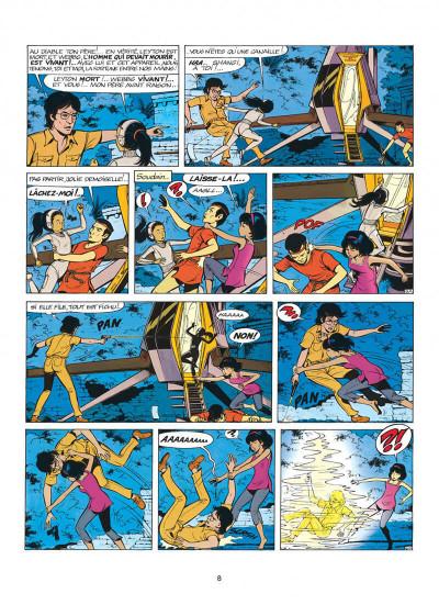 Page 8 yoko tsuno tome 11 - la spirale du temps
